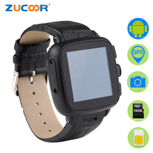 Android Smart Watch Phone GPS WIFI Watches With Camera Support SIM SD Card Bluetooth Waterproof Wristwatch