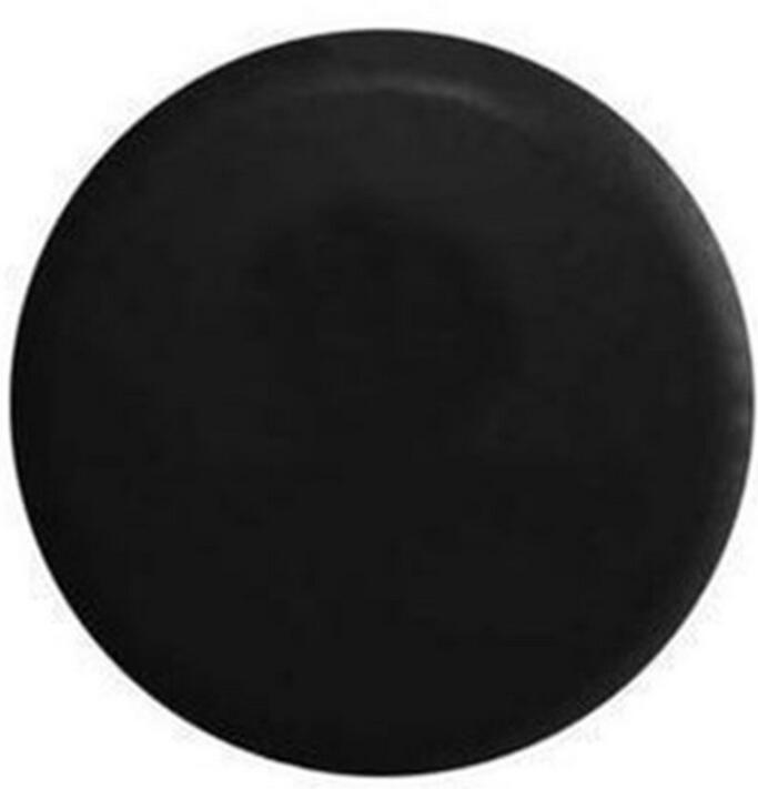 PU customized spare tire cover spare wheel cover spare tyre covers black white