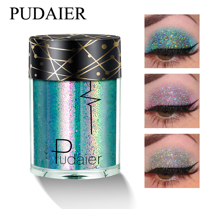 12 Color Glitter Shimmer Eyes Body Lips Powder Professional Festival Party Cosmetics Pigment -8569