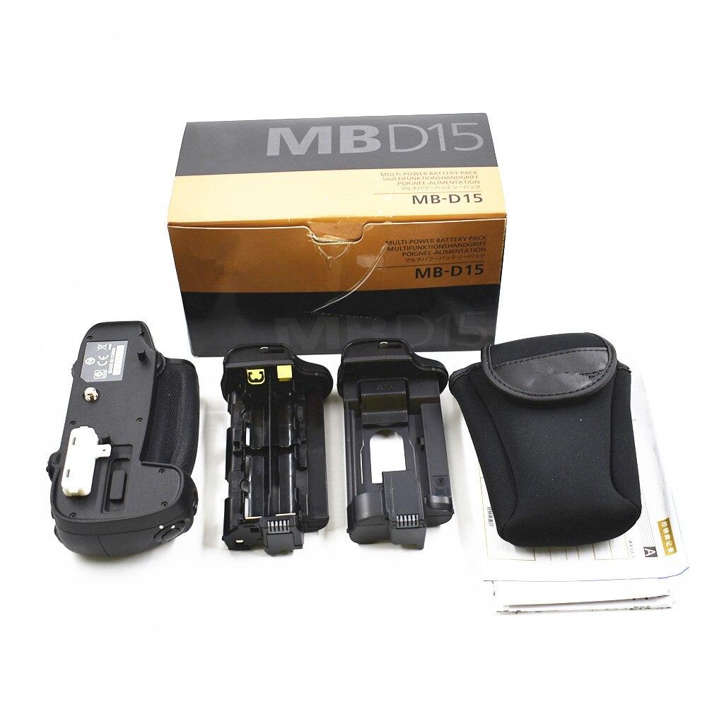 MB-D15 Multi-Power Battery Pack Grip For Nikon D7200 D7100 EN- EL15 & A NEW