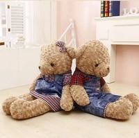 120 cm 1PCS Teddy Bear Plush Toy giant teddy bear 2style free choose high quality