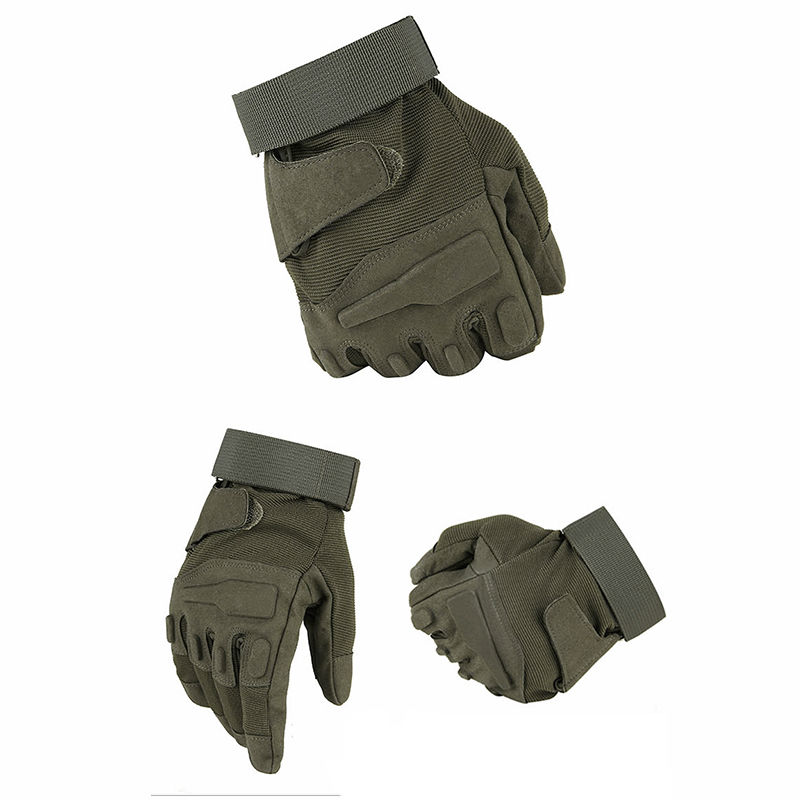 Winter fishing gear full finger tactical gloves us army for Winter fishing gloves