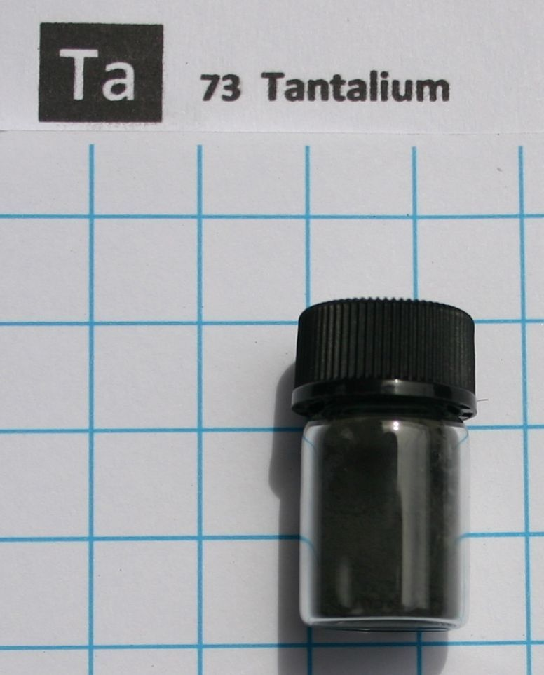 5g 99.95% Tantalum Metal Powder in Glass Vial - Pure Element 73 sample ir 99 98% iridium metal powder in glass vial pure element 77 sample