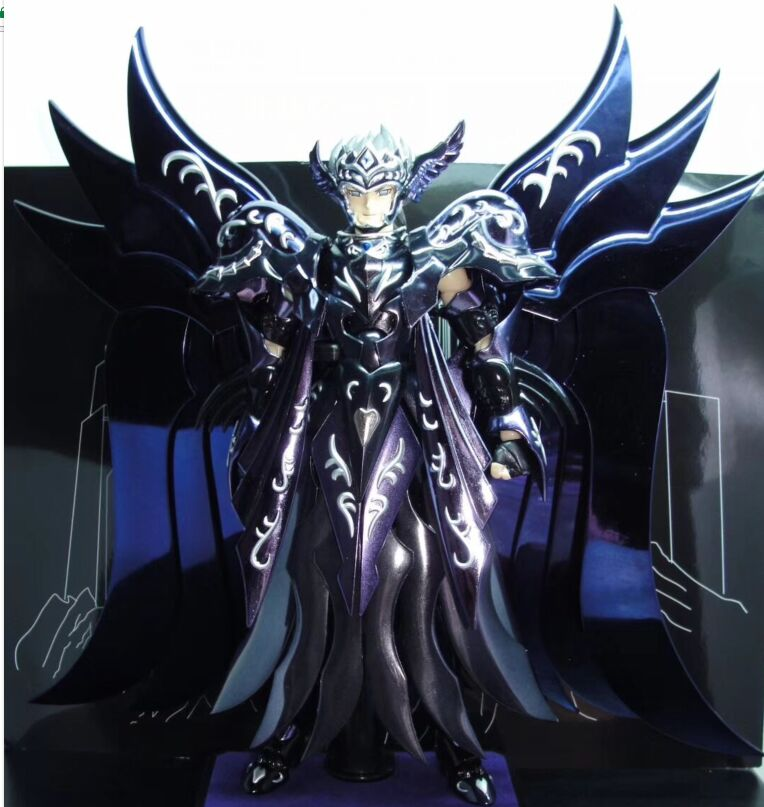 God of Death Thanatos surplice action figure toy
