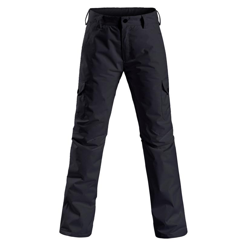 Pantalon de Ski femme pantalon de Ski chaud coupe-vent imperméable neige snowboard pantalon femme extérieur hiver pantalon de Ski pantalon - 4