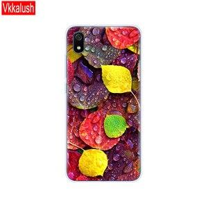 Image 5 - Silicon Shell Tasche Fall Für Xiaomi Redmi 7a Cases Voller Schutz Weiche Tpu Zurück Abdeckung Auf Redmi 7A Stoßstange Telefon coque