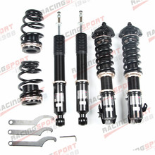 32 Step Mono Tube Coilovers Lowering Suspension For Honda Civic 06-11 DF/FA/FG