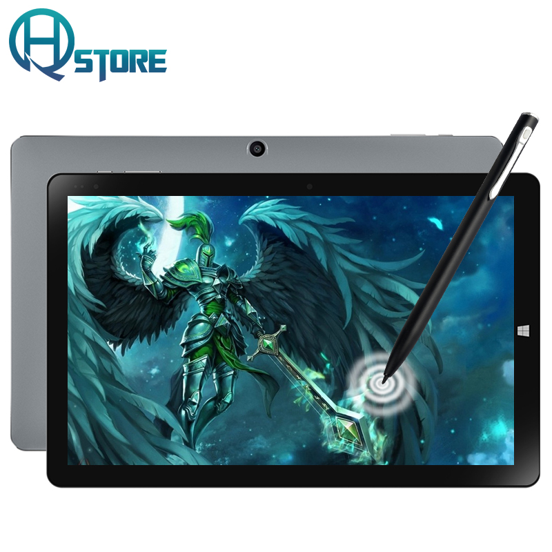 Prix pour CHUWI Hi10 Plus 10.8 pouce Tablet PC HD Grand Écran 1920x1280 Windows 10 + Android 5.1 Intel Z8350 Quad Core 4 GB RAM 64 GB ROM HDMI