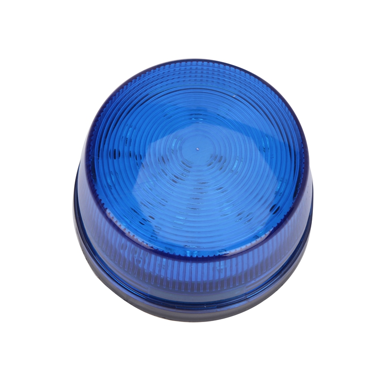 Car Accessories LED Light Lamp Alarm Strobe Signal 12V Car Security Safety Warning Flashing