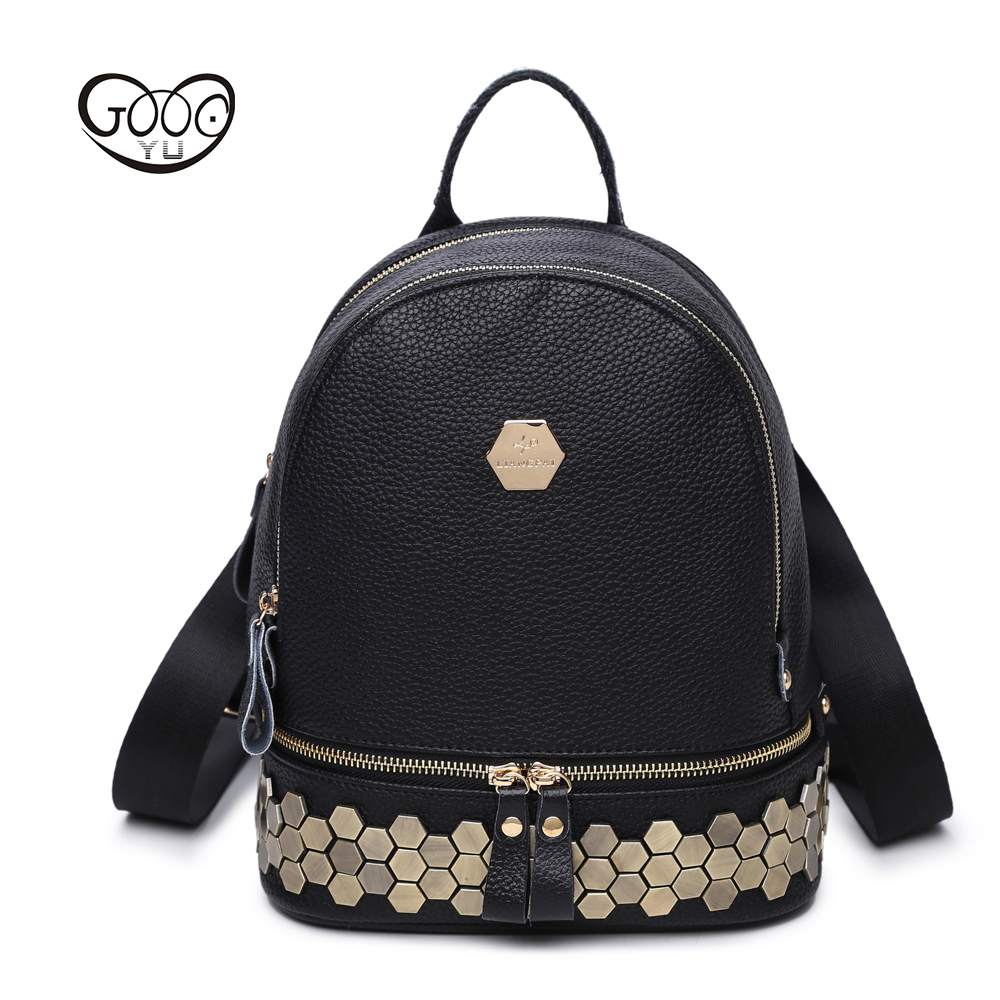 Ms Female Backpack New Fashionable Women Bag Contracted Bag Small Backpack Leather Backpack Female Bag Oxford Cloth Shoulder Bag