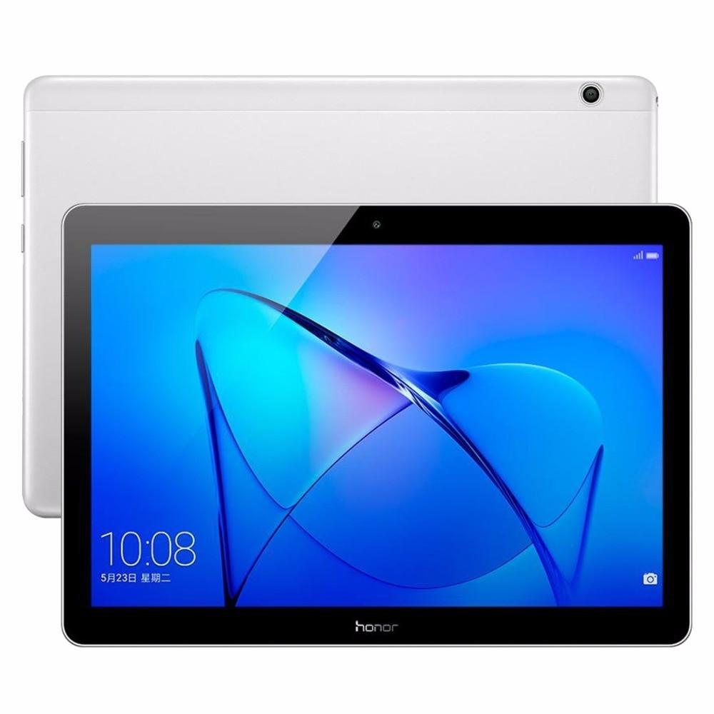 Original Tablets 9.6 inch Huawei MediaPad T3 10 AGS-W09 Tablet PC 2GB 16GB EMUI 5.1 Qualcomm SnapDragon 425 Quad Core 4x1.4GHz original 8 inch lenovo yoga tablet 3 yt3 850f qualcomm apq8009 quad core 2gb 16gb android 5 1 tablet pc 8mp rotation camera