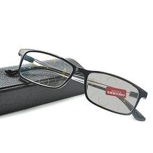Anti-UV-réfléchissant Multifocales Progressives lunettes Transition Soleil  Photochromiques Lunettes de Lecture Femmes Voir 1179d918b3b9