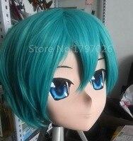 Handmade Anime Face Fetish Masks Silicone Full Head Cosplay Kigurumi Lovely Doll Crossdresser Mask