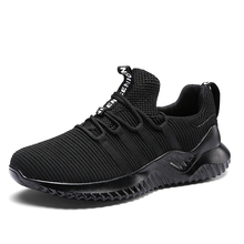 Phragmites 2019 New Flyknit Casual Shoes Summer Breathable Sneakers Light Weight Zapatillas Mujer Comfortable Running Shoes