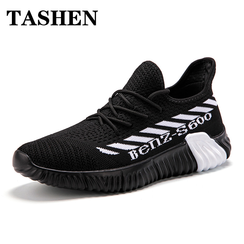 2019 Men Running Shoes Spring Summer Sneakers Comfortable Jogging Sport Outdoor Brand Breathable Free Run Walking Shoes in Running Shoes from Sports Entertainment