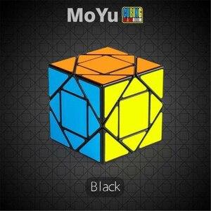 Image 5 - Moyu 3x3x3 פנדורה מהירות הטיה קוביית קסם מקצועי Ultra חלקה טוויסט פאזל 1 Pcs בטוח ABS פלסטיק מקצועי