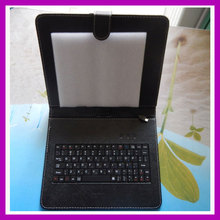 1pcs  English and Russian  micro USB  keyboard cases cover for 9.6 inch I960 T950S tablet