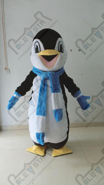 Реальные фотографии Пингвин маскарадный костюм предупреждает ноги Пингвин Костюмы для малышей Костюм с изображением героев мультфильмов;