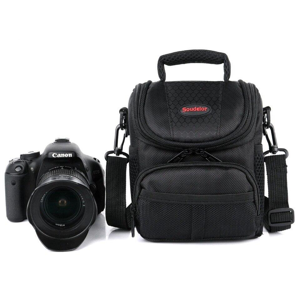 High Quality DSLR Camera Photo Bag For Panasonic Lumix GX80 GX85 LX7 LX100 GF9 G