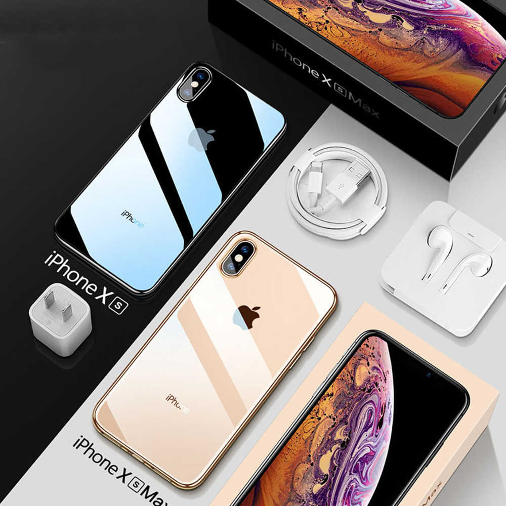 ... OTAO Ultra Thin Transparent Phone Case For iPhone XS MAX XR X 8 7 6 6s.  RELATED PRODUCTS 5883d155db2