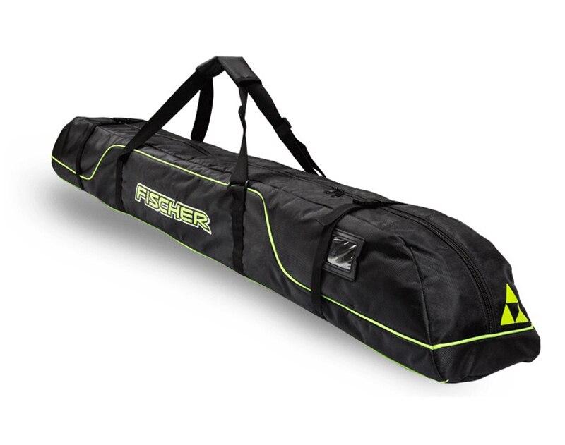 Pack de bâtons de Ski bottes de neige casque Portable porter épaule sac à main pour Double Snowboard imperméable Oxford housse 165 cm 175 cm - 3
