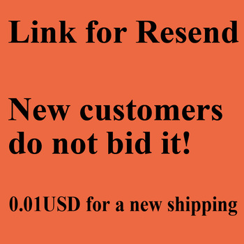 0.01USD Link for resend by AliExpress Standard Shipping / China post registered air mail. image