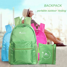 Wholesale Price 2018 New Fashion Travel Women Backpacks For Girls High Quality School Backpack Female Nylon Waterproof Bags(China)