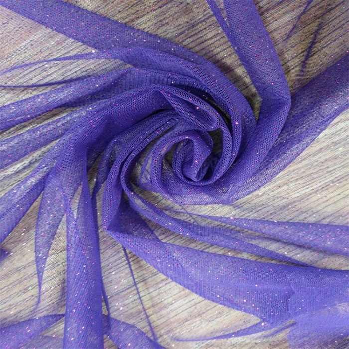 Stof zeshoekige mesh shiny poeders voor Handgemaakte Naaien Materiaal DIY ambachtelijke rok dress party bruiloft verjaardag decroation Wh