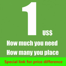 $1 this link is only used for you to pay any extra value or postage sample fees