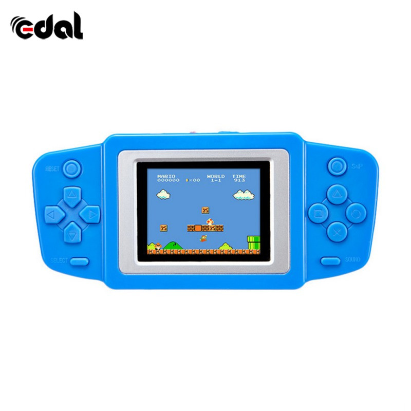 2.5 Ultra-Thin Portable Video Game Player 268 8 bit NES Classic Games gamepad childrens Puzzle game video game console ...
