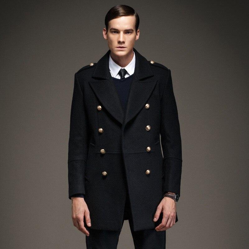 Military Coats Men