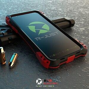 Image 2 - กันกระแทกคาร์บอนไฟเบอร์กอริลล่าอลูมิเนียมนิรภัยอลูมิเนียมหุ้มเกราะโลหะกรณีสำหรับ iPhone 7 8 6S 6 Plus 5 5S SE SHELL