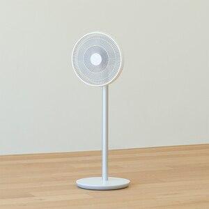 Image 4 - Smartmi Natural Wind Pedestal Fan 2S APP Control DC Frequency Fan 20W2800mAh 100 Stepless Speed