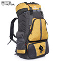 60L Large Capacity Oxford Adventure Backpack Light Weight Professional Backpack Utility Journal Adventure Backpack