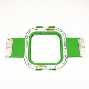Высокое качество Ricoma магнитный обруч Размер 5,5x5,5 дюймов общая длина 355 мм Ricoma могучий обруч Ricoma Магнитная Рамка