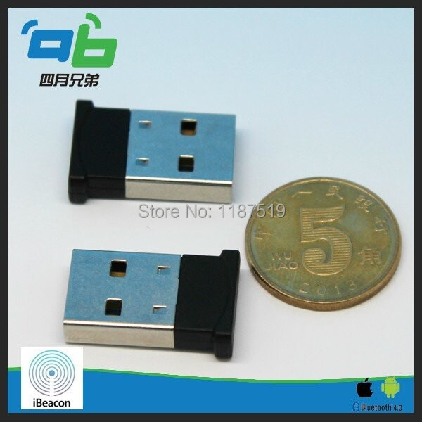 April Beacon 302 USB Dongle with iBeacon tech broken april