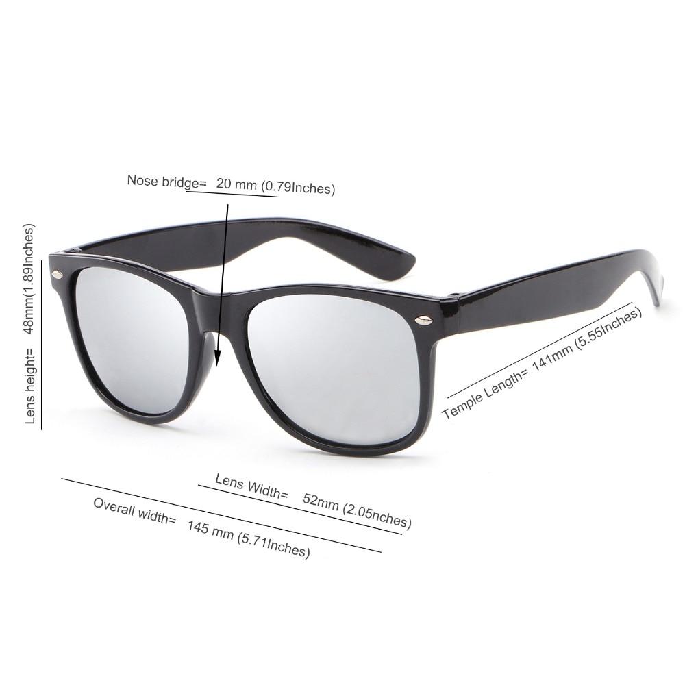 2020 modne žene polarizirane sunčane naočale sjajne ogledalo mat - Pribor za odjeću - Foto 2