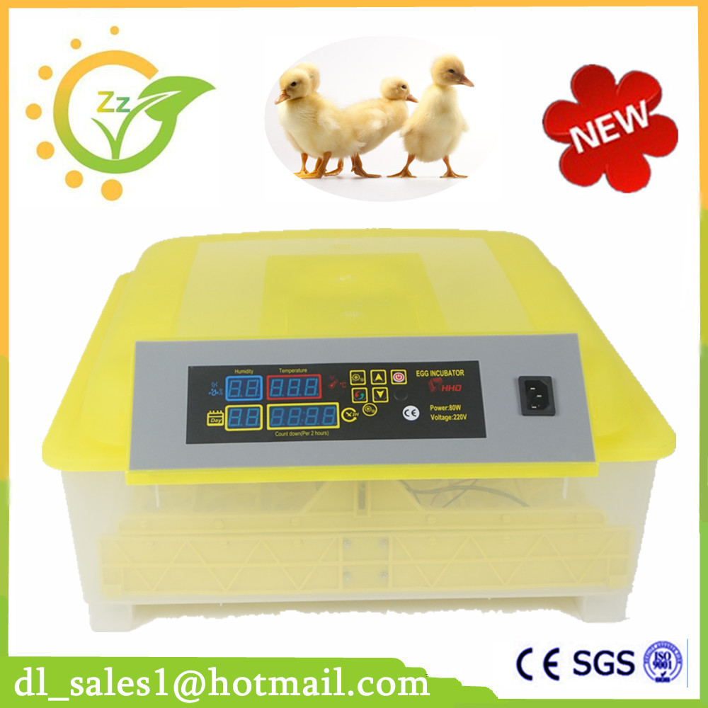Mini 48 Egg Incubator Fully Automatic Egg Incubator Great Quality Chicken Egg Incubator With CE Approved chicken duck turkey bird egg incubator transparent plastic incubator ce approved full automatic incubator for household