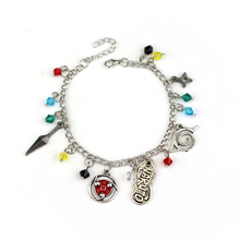Naruto Charm Bracelets & Bangles