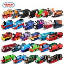 Оригинальный Strackmaster 1:43 поезд модель автомобиля Дети игрушечные лошадки для детей литья под давлением Brinquedos образование подарок на День Рожде