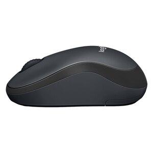 Image 5 - لوجيتك M220 ماوس لاسلكي صامت ماوس مع 2.4GHz عالية الجودة البصرية مريح ماوس ألعاب الكمبيوتر لماك OS/نافذة 10/8/7