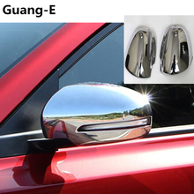 Free shipping for Suzuki Vitara 2016 2017 ABS decoration Car sticks rear view Rearview Side glass