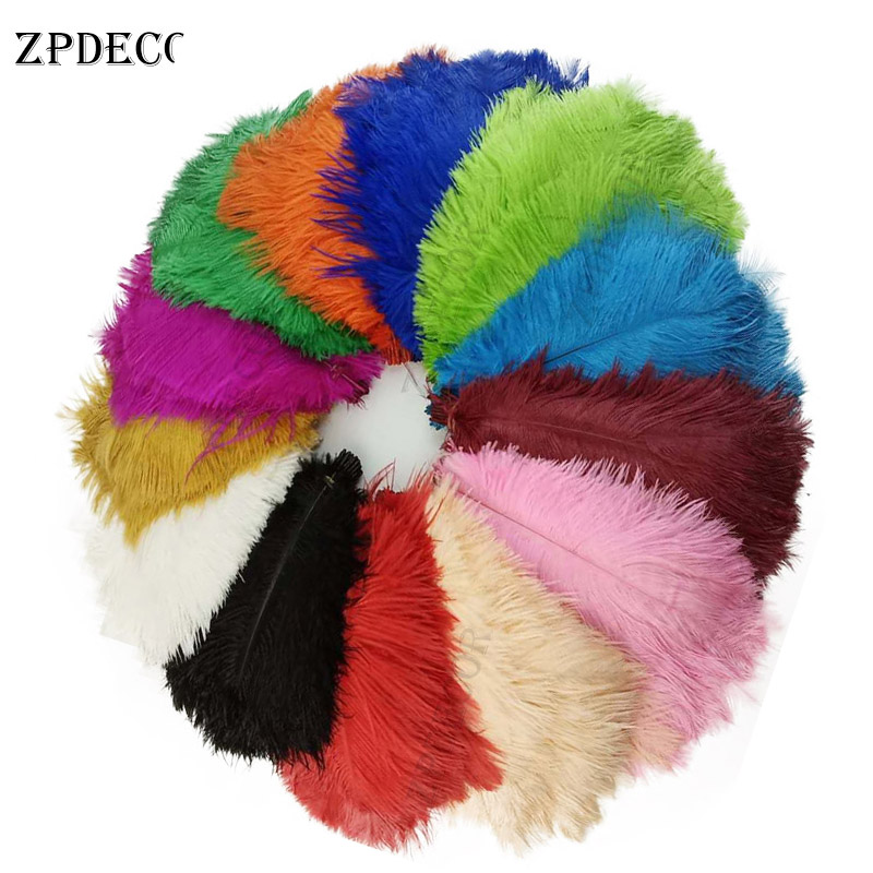 16 18 Inch 40 45CM Super Ostrich Feathers OR High Quality Feather For DIY