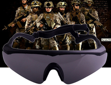 Outdoor sports shooting special night vision glasses, safety glasses, anti-shock sand, goggles, fishing glasses