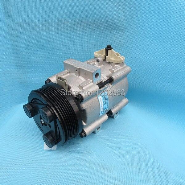 Автомобильный Компрессор кондиционера кондиционирования FS10 pv6 для Escape Mondeo