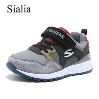 Sialia Genuine Leather Children Shoes For Kids Sneakers Boys Casual Shoes Girls School Sneakers Autumn Winter tenis infantil
