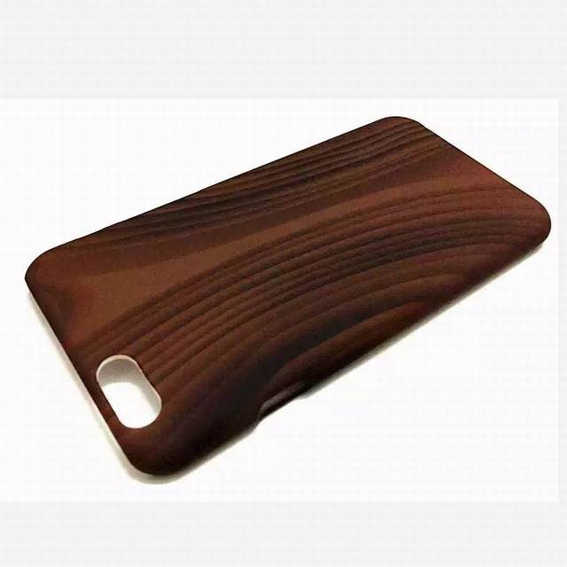 Wood Grain Back Cover Phone Case For iPhone 5 5S SE 6 6S 6Plus 6S