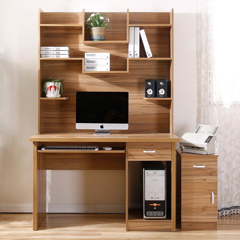 Cien millones de escritorio en casa escritorio de la - Estanterias para escritorios ...