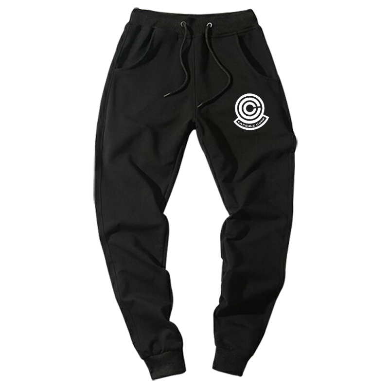 Dragon Ball hip hop Japan street style sweatpants fashion casual japanese streetwear Goku Pants estudiante youth sweatpants