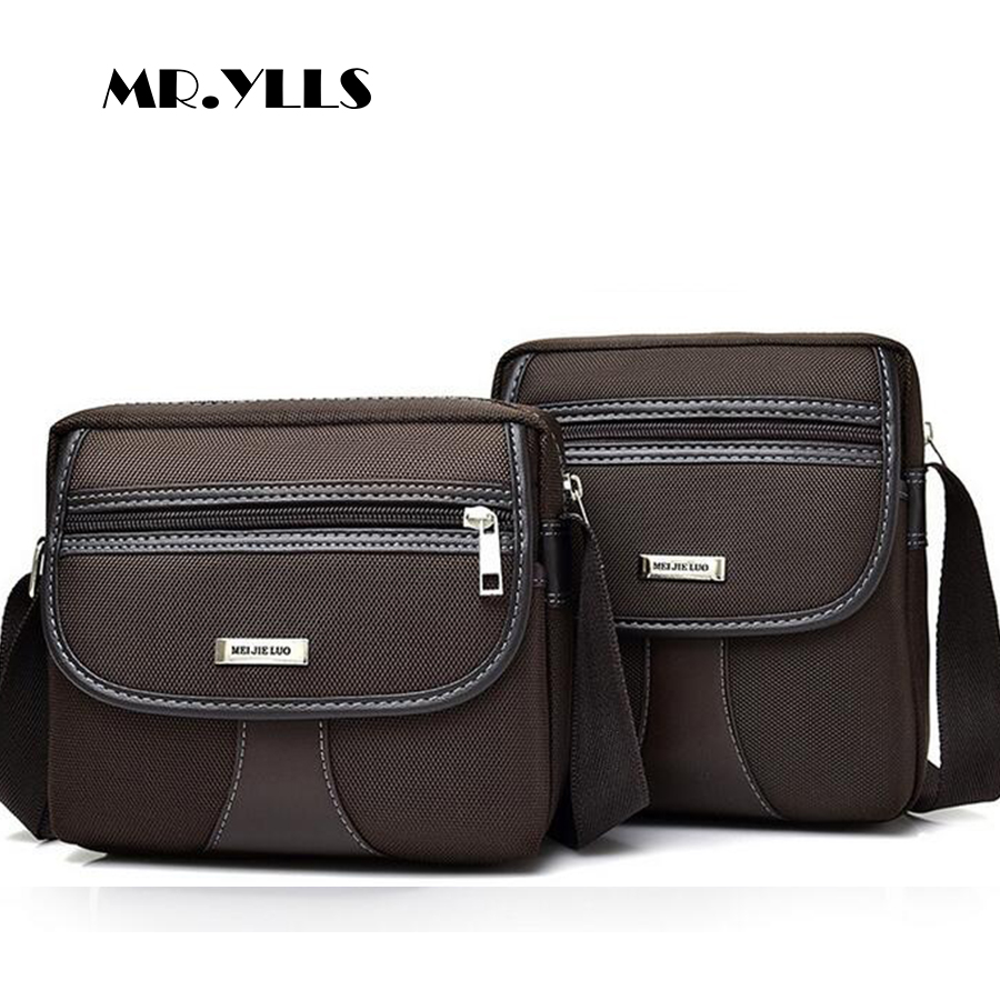 MR.YLLS Men Business Fashion Oxford Shoulder Bags Casual Zipper Male Messenger Bag High Capacity Crossbody Bag Solid Handbags casual canvas women men satchel shoulder bags high quality crossbody messenger bags men military travel bag business leisure bag